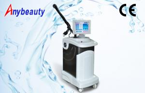 China Effectively 10600 Nm Stretch Mark Removal Machine For Tighten Skin / Lift Face on sale