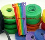 Die Cut Punching Hook & Loop Fastening Cable Ties Binding Strap