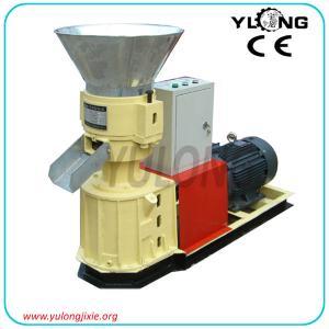 China SKJ250 small flat die pellet press/ pellet mill machine on sale