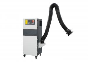 China Industrial Laser Fume Extraction Systems IP54 Integrated Structure With Cartridge Filter on sale