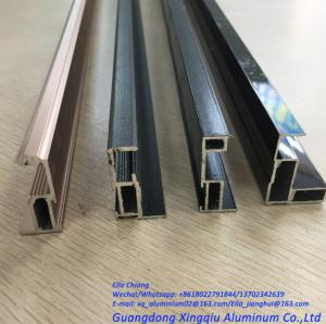 China Customized Aluminium Profile for Sliding Wardrobe Door Aluminum alloy sliding door frame on sale