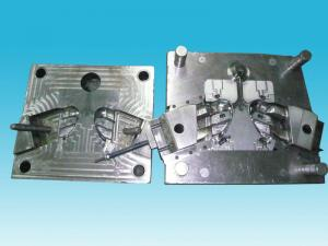 China Texitle Machinery Die Casting Mold Design Aluminium Matt Chrome Plating on sale