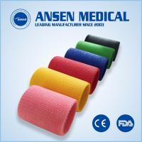 Medical Consumable Bandage Wound Dressing Polyester Casting Tape