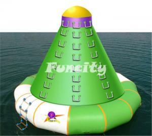 China 0.9MM Thickness PVC Tarpaulin Inflatable Water Toys for Water Sports on sale
