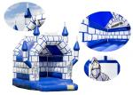 CE Kids Inflatable Bouncing Houses Garden Play Equipment With PVC