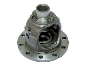 China Nodular Cast Iron Rear Axle Gears Reducer Shell for Truck Casting Parts Automobile Casting Components on sale