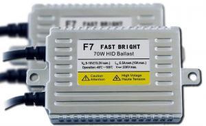 China Super Bright F3 F5 F7 hid xenon bulb 3000k-30000k quick start ballast on sale