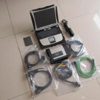 CF19 + MB Star C4 SD Connect + HDD Xentry Diagnostics System SD Compact 4 Mercedes Diagnosis Multiplexer For Benz Diagno