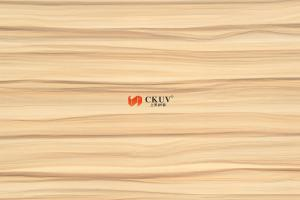 China Smoked / Embossed 10mm / 15mm MDF Particle Board Kitchen Cabinet Sheets on sale