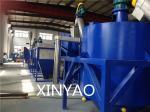 PET bottle crushing machine and automatic bottle washing machine 300 -2000kg/h