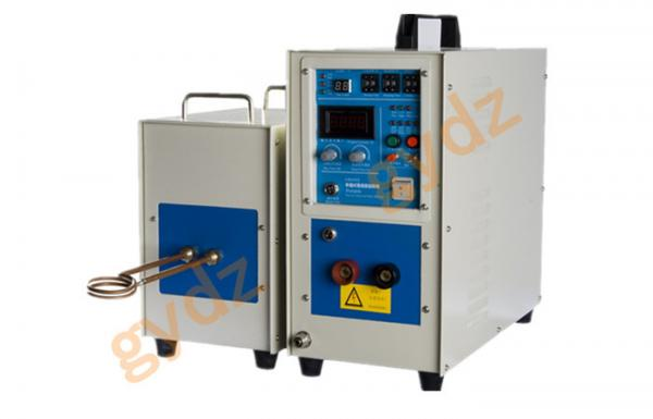 China 25KW High Frequency Mini Induction Heater For Rusted