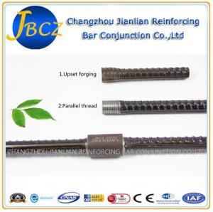 Quality Upset Forging Thread Rebar Processing Machine Rapid Produce rebar threading for sale
