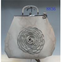 Fashion cheap newest lady handbags  with click openning