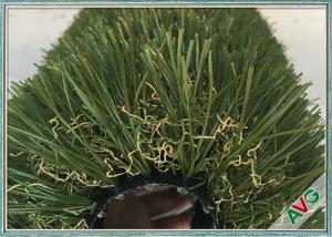 China Long Life Garden Artificial Grass Beautiful Color No Abrasion Garden Fake Grass on sale