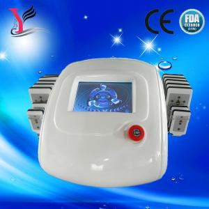 China Popular selling lipo laser weight loss, diode laser lipolysis slimming machine on sale