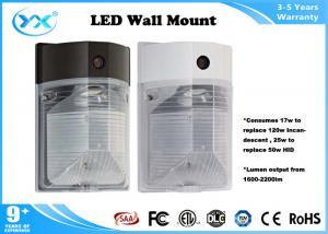 China La fotocélula 120v/277v 25 el vatio de CRI80 llevó las luces del paquete de la pared ahorros de energía on sale