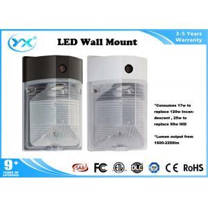 China La cellule photo-électrique 120v/277v 25 le watt de CRI80 a mené des lumières de paquet de mur économiseuses d'énergie on sale