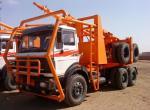 Beiben 6x6 logging truck 2638 for Africa timber transport truck