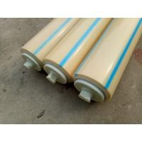 Fertilizer Industrial Conveyor Return Rollers With Dustproof Cover and Labyrith Seal