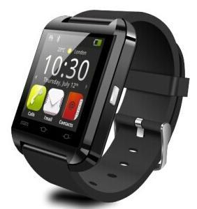 China Watch Smart Wrist Watch Phone Mate Bluetooth For Android Samsung Black on sale