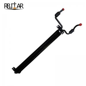 China Aluminum Radiator Power Steering Oil Cooler 3W0422855C For Bentley on sale