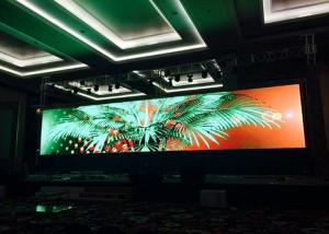 China HD Indoor LED Video Wall 5x5 / Custom RGB LED Display Board For Exhibition Shows on sale