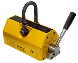 China JQYD Series Heavy Duty Permanent Magnetic Lifter 6T-100T for Steel Plate on sale