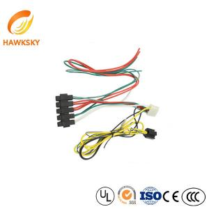 China LED Wire Assembly Car Light Cable Waterproof Connector Wire Harness Manufacturer on sale