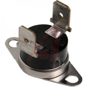 China Manual Mini KSD301 Bimetal Disc Thermostat For Water Dispenser And Electric Heater on sale