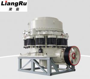 China Metal Basalt Granite PY Spring Cone Crusher Safety Mobile Crushing Equipment on sale