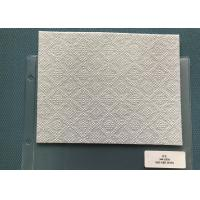 Ice 340gsm Anti Slip Needle Punched Non Woven Material Square Dots For Carpet