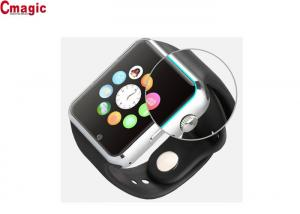 China A1 Smart Phone Bluetooth Digital Smart Watch , IP67 Waterproof Touch Smart Mobile Watch on sale
