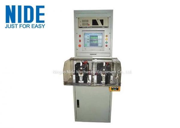 Automatic Vacuum Cleaner Motor Test Equipment / Armature Testing