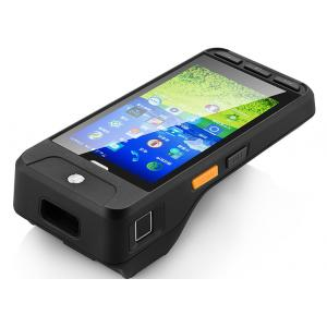 China Latest 4G Barcode Scanner Handheld Android POS Terminal Support Thermal Printer on sale
