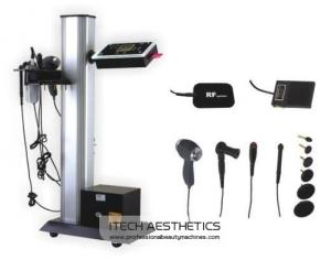 China High Tech Unipolar Radio Frequency Machine For Face And Body Rejuvenation on sale
