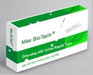 China One Step Accurate HIV Urine Rapid Test Infectious Disease Test Strip/Cassette on sale