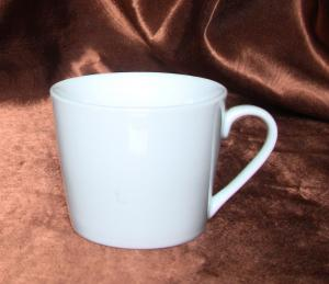 China superwhite fine quality   porcelain coffee cup/220ml/tea set /cup with saucer on sale