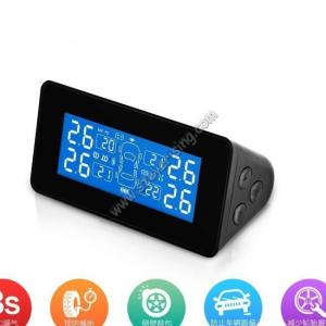 China Solar TPMS Tool Tyre Pressure Monitoring with Replaceable Battery Internal Sensor on sale