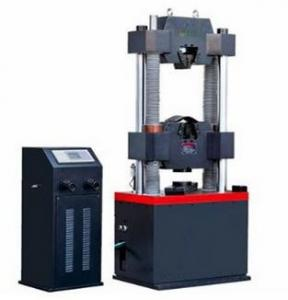 China Tensile / Flexure Digital Compression Testing Machine For Concrete Cement on sale