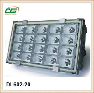 China 100w Cree Outdoor LED Explosion Proof Light 6000K 60Hz , AC 85V - 265V on sale