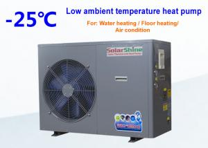 China Durable Air Source Heat Pump Central Heating R410a / R417a Refrigerant on sale