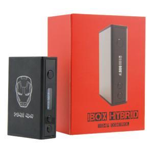 China New arrival Box mod 60w Hybrid temperature control e cigarette big vapor model box mod on sale