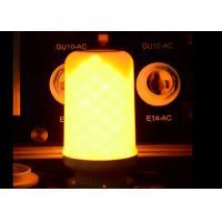 SMD 2835 LED Flame Light Bulbs E27 E26 7W Creative Lights Flickering Emulation Vintage Atmosphere