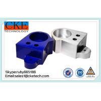 Customized Power coated Aluminum Milled Parts Aluminum 6061-T6 Precision Parts , Tolerance 0.005mm , Ra1.6