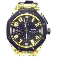 China LED Flashing Watch Analog Display Multifunction Digital Watch on sale
