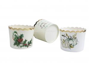China Eco Friendly Disposable Food Grade Cupcake Paper Cups on sale