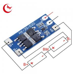 China CY-HX-2S-D20 8.4V 13A Lithium Battery Protection Board on sale