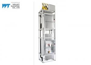 China Waterproof Food Lift For Restaurants , Stainless Steel Material Kitchen Food Elevator on sale