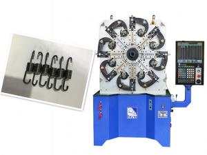 China High Speed Torsion Spring Making Machine With 110m / Min Wire Feeding Speed on sale