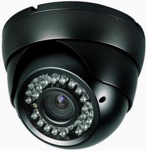 China 2.0MP High Resolution Vandal Proof Dome Camera H.264 Onvif  , Video Push alarm on sale